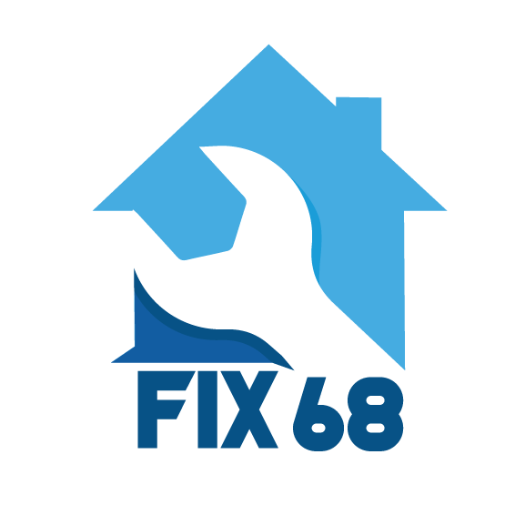 fix68 logo