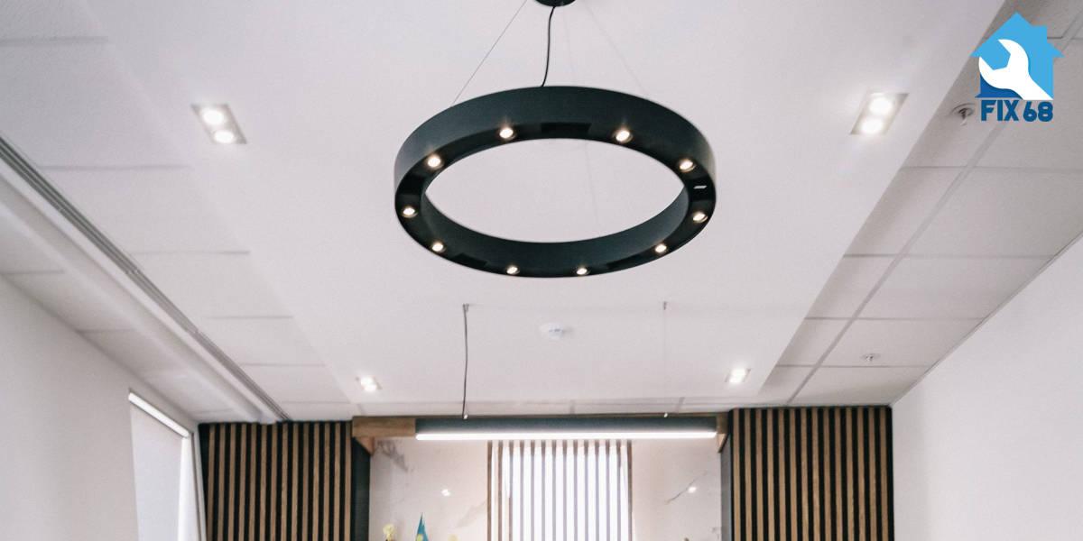 thay bóng đèn